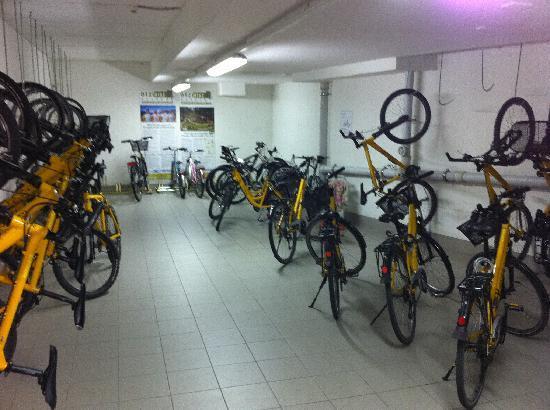 Luxury DolceVita Resort Preidlhof: Noleggio bici
