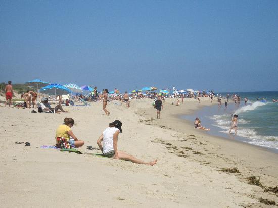 Pleasant Bay Village Nauset Beach National Seas