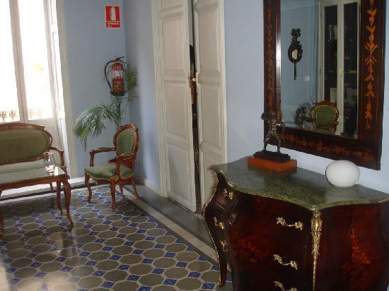 Art Boutique Hotel Chamarel: Entrada de la habitación