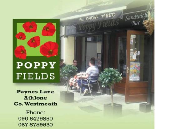 Poppy Fields: Poppyfields cafe Deli