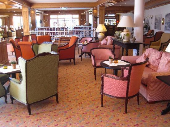 Ferienhotel Fernblick: Aufenthaltsraum 2