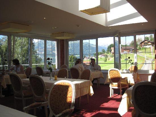 Ferienhotel Fernblick: Reataurant/Frühstücksraum