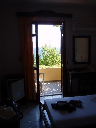 Souda Mare Hotel: Chambre