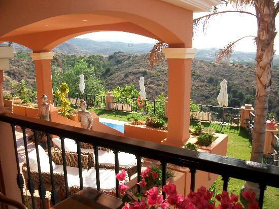 The Marbella Heights Boutique Hotel : vistas desayunos