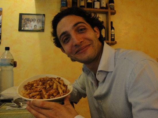 Pizzeria Terra Nostra : Penne alla bolognese