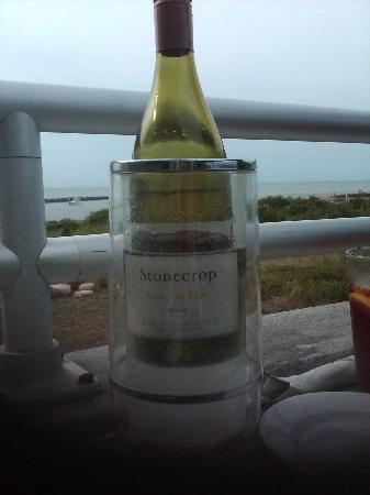 Inlet Seafood Restaurant: Vino
