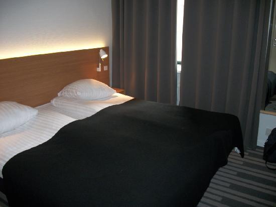 Hotel Copenhagen Crown: camera