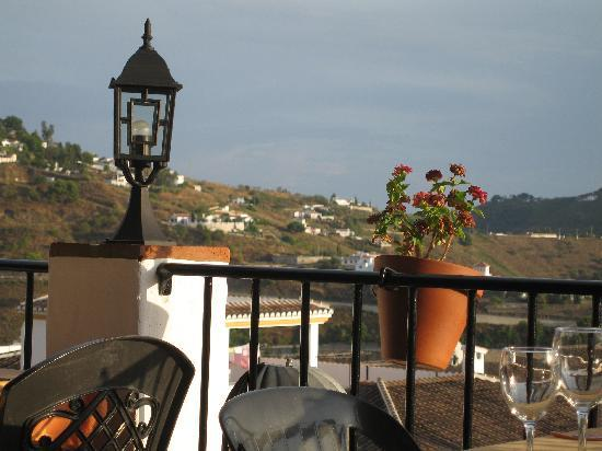 El Cortijo de Paco: View from terrace