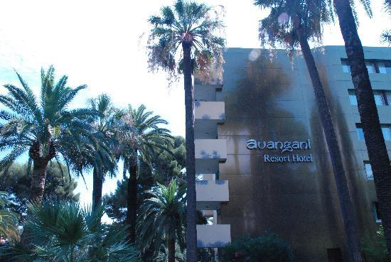 Holiday Inn Cannes : Entrée hôtel
