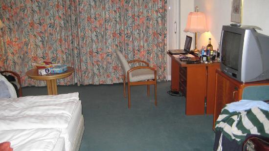 Hotel Alexandersbad: Zimmer