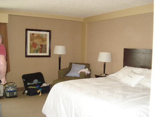 DoubleTree by Hilton Hotel Pittsburgh Airport: Standard King