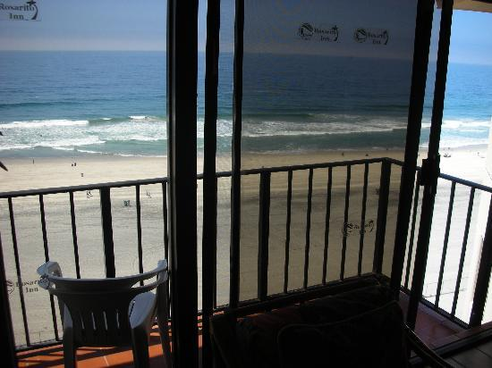 Rosarito Inn, Tower 1, 10th floor - Such a nice view!!!