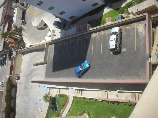 Rosarito Inn, Tower 1, 10th floor - Secured parking lot