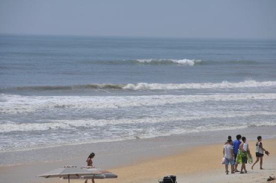 Cinnamon Beach at Ocean Hammock Beach Resort: The beach