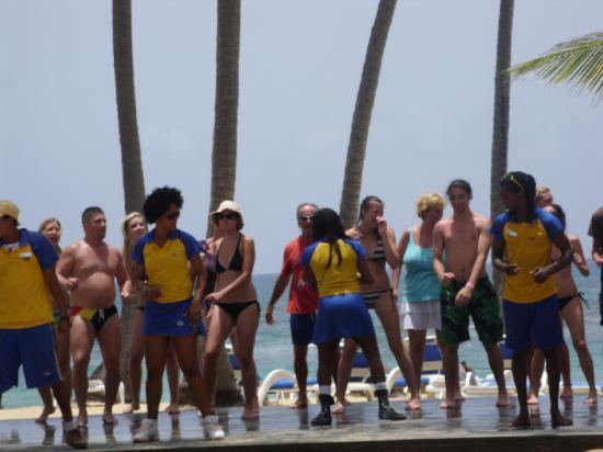 Sirenis Punta Cana Resort Casino & Aquagames: ANIMATION SUUUPER