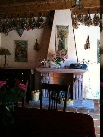 Casa Frida B&B: el area del comedor