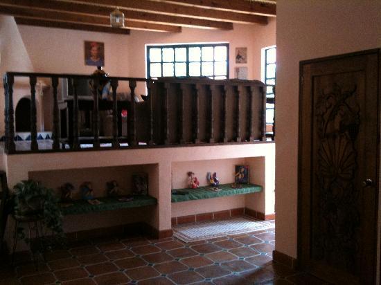 Casa Frida B&B: estancia para lectura o tv