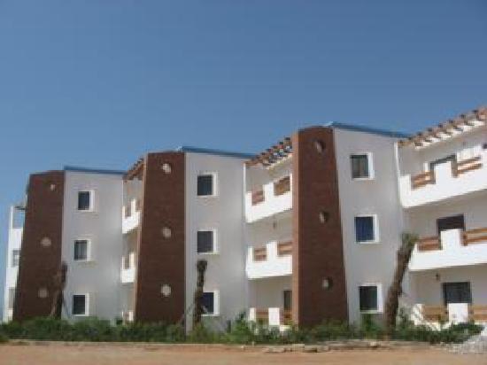 Sidi Ifni, Morocco: hotél safa des belle chambre