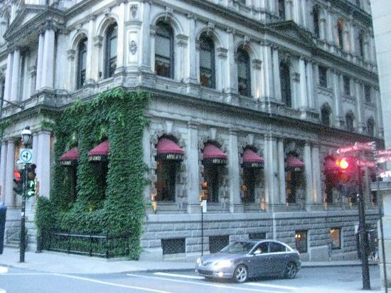 Montreal, Canada: beautiful architecture