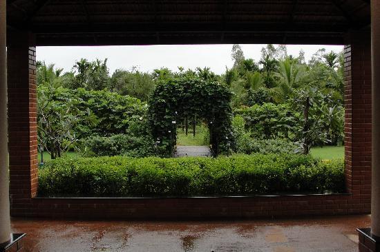 Talavata, India: Miles to go.