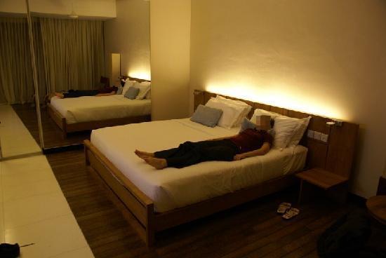 Turi Beach Resort: Tirta-Premier-Zimmer