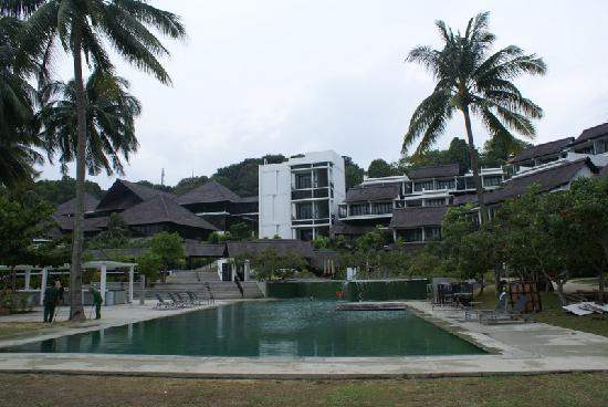 Turi Beach Resort: Tirta-Pool