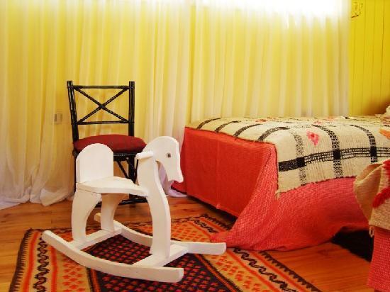 Casalavanda: Interior