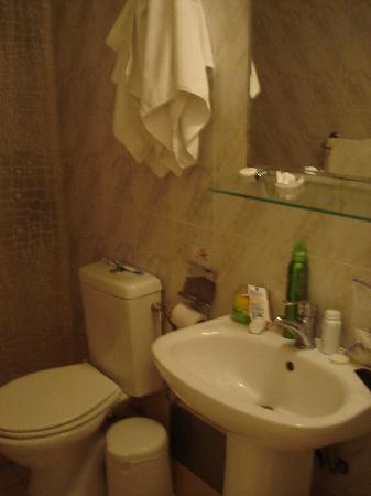 Rio Hotel: View of the bathroom