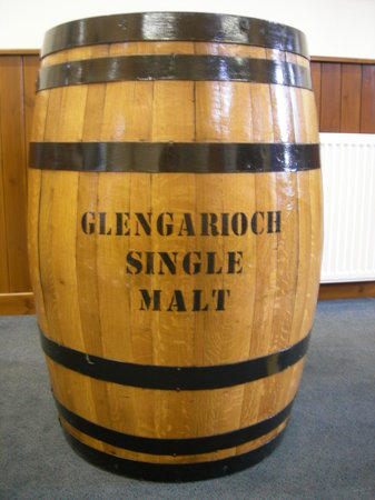"Glen Garioch Distillery: ""1"