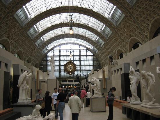 Париж, Франция: Musee d'Orsay