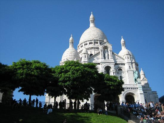 Париж, Франция: Basilika Sacré-Cœur