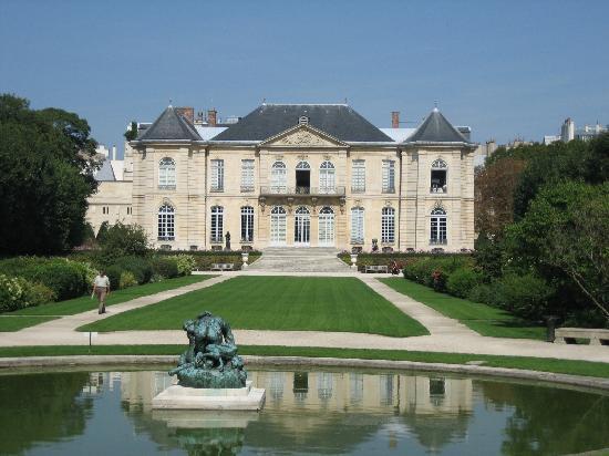 París, Francia: Musee Rodin