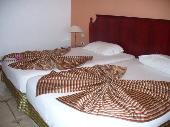 Fantazia Resort : camera