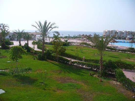 Fantazia Resort: vista balcone