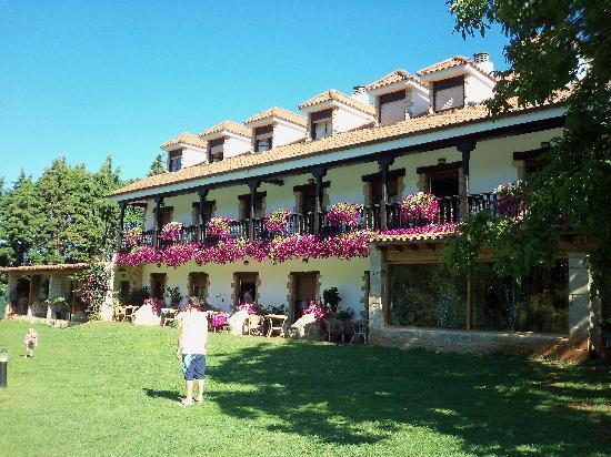 Novales, España: Habitaciones
