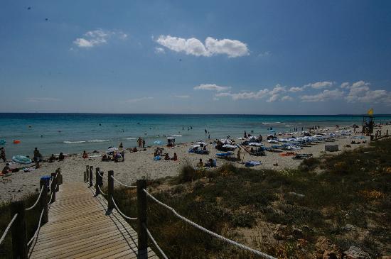 Royal Son Bou Family Club: Spiaggia