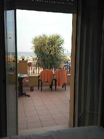 Hotel Gabbiano: balcony