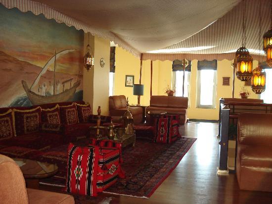 Grand Hotel Sharjah: lobby