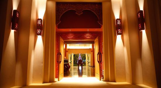 Siripanna Villa Resort & Spa: Entrance - Siripanna Chiang Mai, Chiang Mai, Thailand