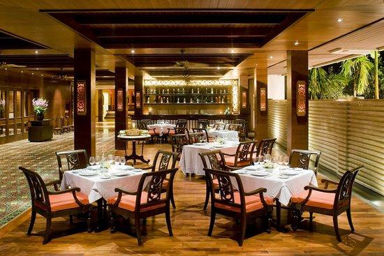 Siripanna Villa Resort & Spa: Restaurant Slee Banyan - Siripanna Chiang Mai, Chiang Mai, Thailand
