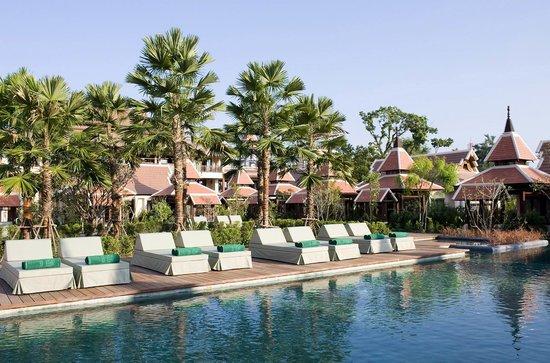Siripanna Villa Resort & Spa: Swimming Pool - Siripanna Chiang Mai, Chiang Mai, Thailand