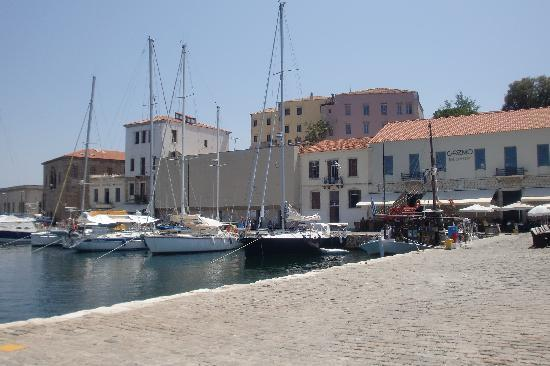 Chania Town, Greece: Harbour 2