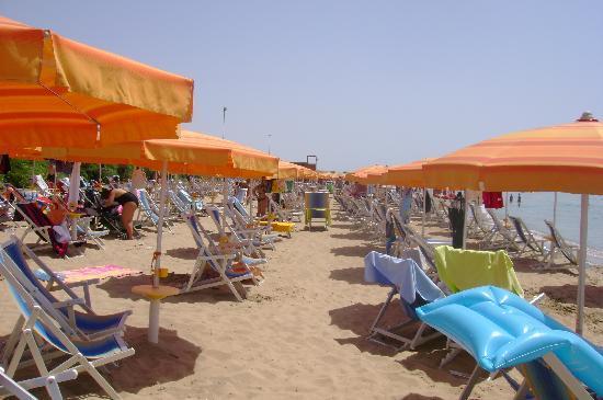 Serenusa Village : La Spiaggia