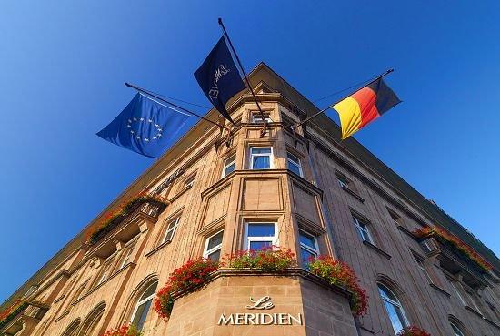 Le Meridien Grand Hotel Nürnberg: Le Méridien Grand Hotel Nürnberg