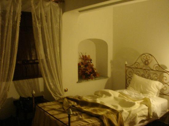 Casa De Sao Tiago: Unseres romantische Zimmer.
