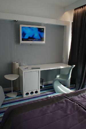 Hotel Luxe: habitacion