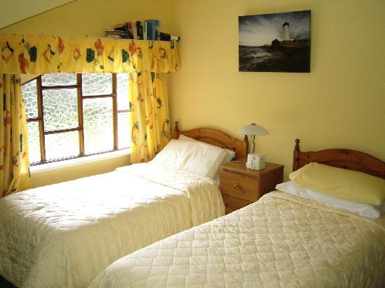 Killeen House Bed and Breakfast: Tripple Ensuite