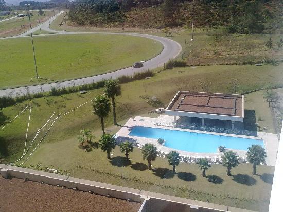 Pullman Sao Paulo Guarulhos Airport : Pool und Fitnessraum