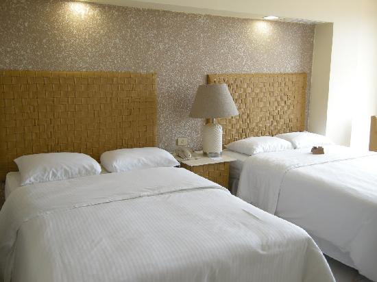 Hotel Maria del Carmen: Maria del Carmen double room