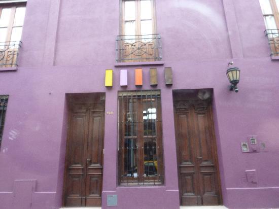 Hotel Babel: Eingang